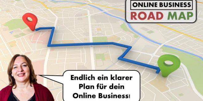 Online Business Road Map mit Meike Hohenwarter