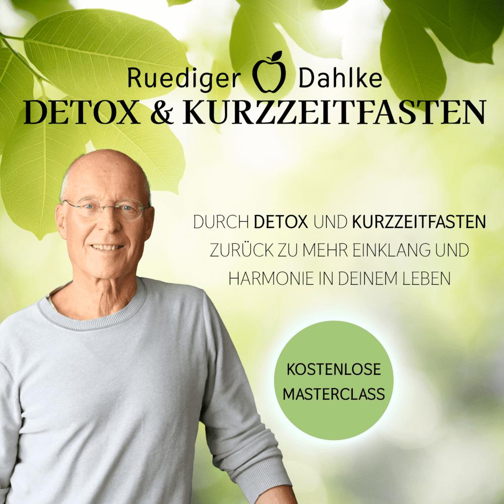 Ruediger Dahlke Detox & Fasten
